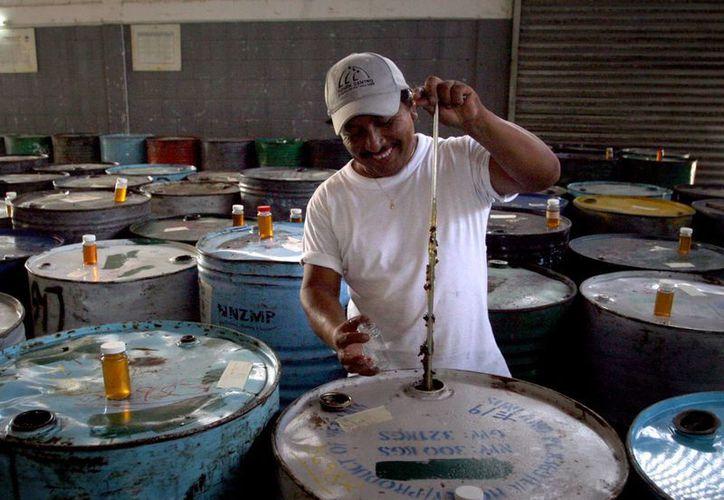 La miel es de los productos yucatecos vendidos en diversos países. (Milenio Novedades)