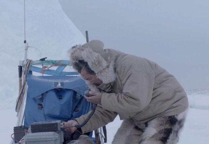 Aningaaq fue filmada en Groenlandia con un presupuesto de 100 mil dólares. (itsartmag.com)