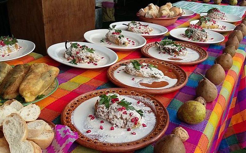 Todo listo para Feria del Chile en Nogada