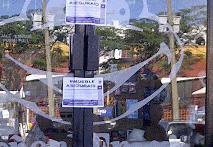 Reportan vía twitter el cierre de la tienda Señor Frog's en Mazatlán. (@hugoawolf/Twitter)