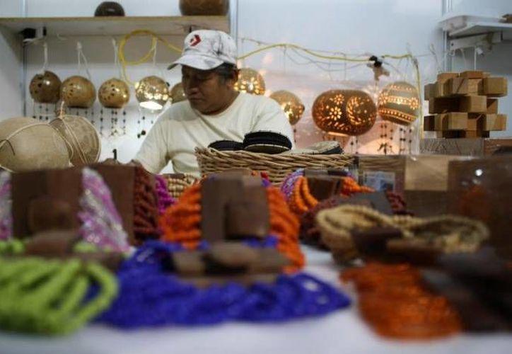 Los artesanos beneficiados serán acreedores aun recurso con un valor de hasta 100 mil pesos. (Cortesía)