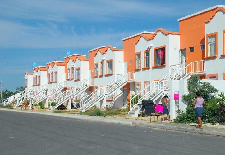 Los desarrollos habitacionales carecen de las características necesarias para las personas con discapacidad. (Tomás Álvarez/SIPSE)