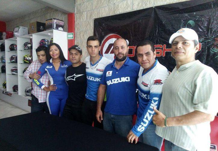 'Será una verdadera fiesta  el Autódromo de Cancún' (Raúl Caballero/ SIPSE)