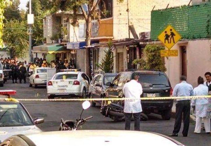 El crimen se cometió hace varios días, pero nadie lo había reportado a las autoridades del municipio de Amatepec. (Archivo/Milenio)