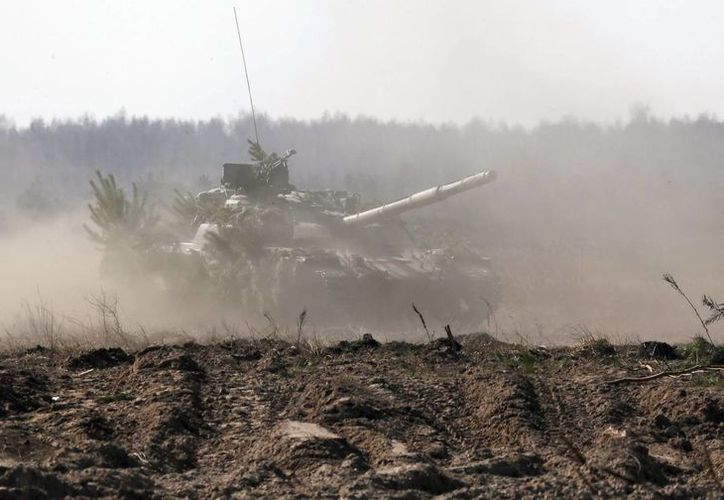 Los ejercicios comienzan a dos meses de constantes movimientos de tropas y maniobras en las tres repúblicas bálticas y otros socios de la OTAN en el este de Europa. (EFE/Archivo)