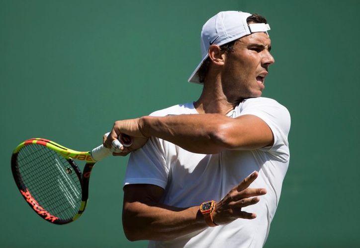 Nadal se ausentó de los torneos de la ATP en hierba, entre ellos el Abierto de Queen's. (Internet)