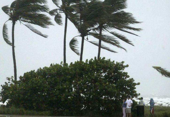 Las probabilidades de que un ciclón de categoría mayor  toque tierra en EU y los países del Caribe se mantienen también por encima de lo normal. (Archivo/EFE)