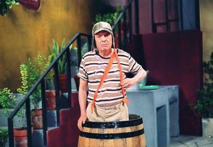 """El """"Chavo del 8"""" será el personaje que se usará para difundir la campaña entre los niños de Quintana Roo. (Redacción/SIPSE)"""