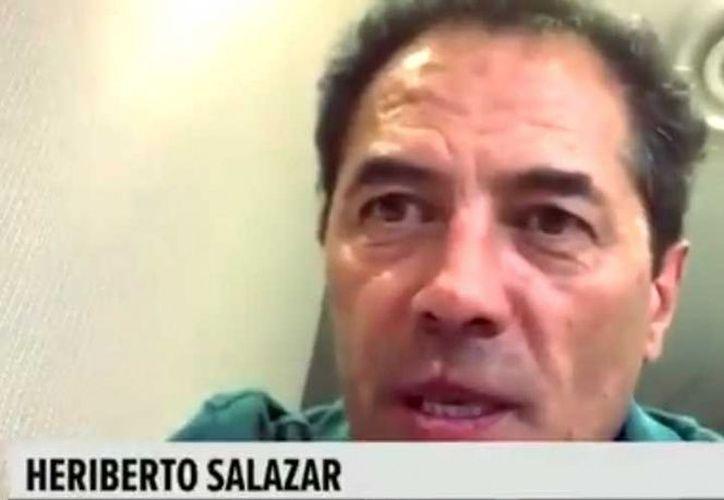 El presidente del Colegio de Pilotos y Aviadores de México habló sobre el aumento de accidentes. (excelsior.com)