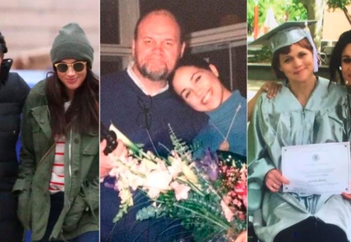 La familia de Meghan Markle ha dado muchos dolores de cabeza a la duquesa. (Internet)