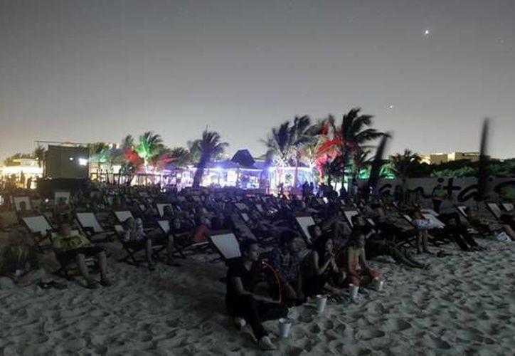 El Riviera Maya Film Festival continuará en Puerto Morelos del 13 al 17 de mayo. (Redacción/SIPSE)