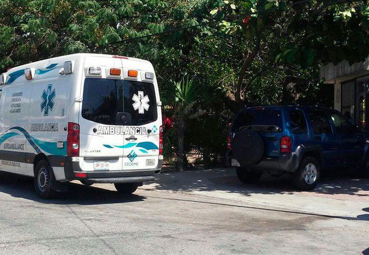 La niña fue llevada primero a un centro de salud, después, a un hospital. (Redacción/SIPSE)