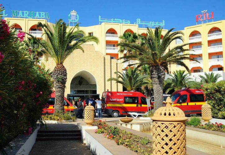 Este viernes fallecieron 37 personas en un ataque yihadista perpetrado en la turística localidad de Susa, en Túnez, en los alrededores de un hotel español. (AP)