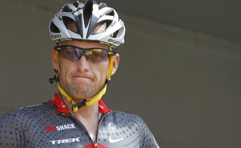 Armstrong ya no tendrá que presentarse este jueves para rendir testimonio en Austin, Texas. (Agencias)