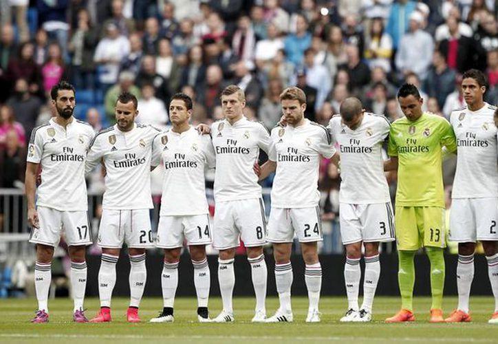 Por sus 3,260 millones de dólares, Real Madrid es el equipo de futbol soccer más valioso del mundo, según la revista Forbes. (Notimex)