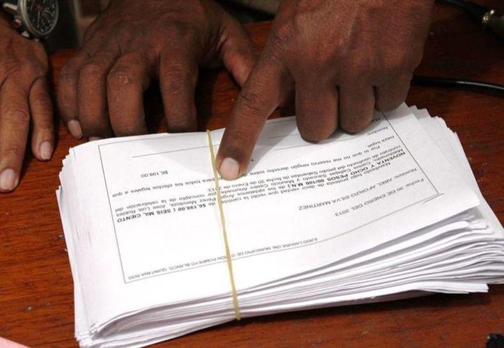 Para que los recursos se puedan liberar se necesitará un documento legal en la que el ejido apruebe el usufructo y dominio total de la superficie. (Edgardo Rodríguez/SIPSE)