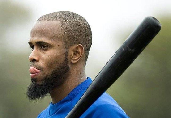 El infielder José Reyes forma parte de la selección dominicana. (www.sacbee.com)