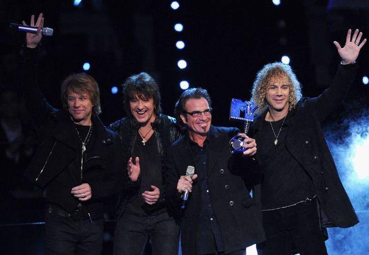 A lo largo de su carrera, Bon Jovi ha ofrecido más de mil 700 conciertos en 50 países. (Foto: Agencias)
