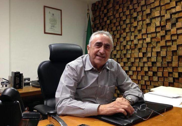 'No consideramos nuevos impuestos, para nada', declaró Carlos Pasos Novelo, titular de la Agencia de Administración Fiscal del Estado. (SIPSE)