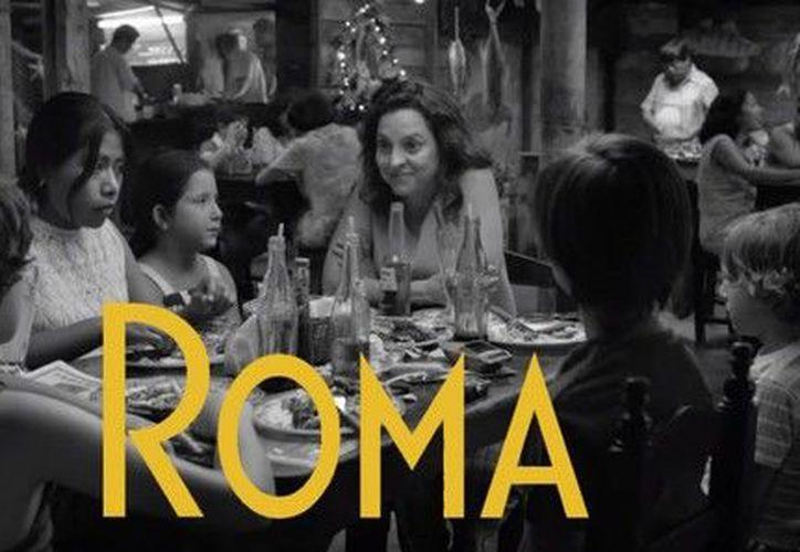 Horarios que se presentará la película 'Roma' de Cuarón en los Cines Siglo XXI.