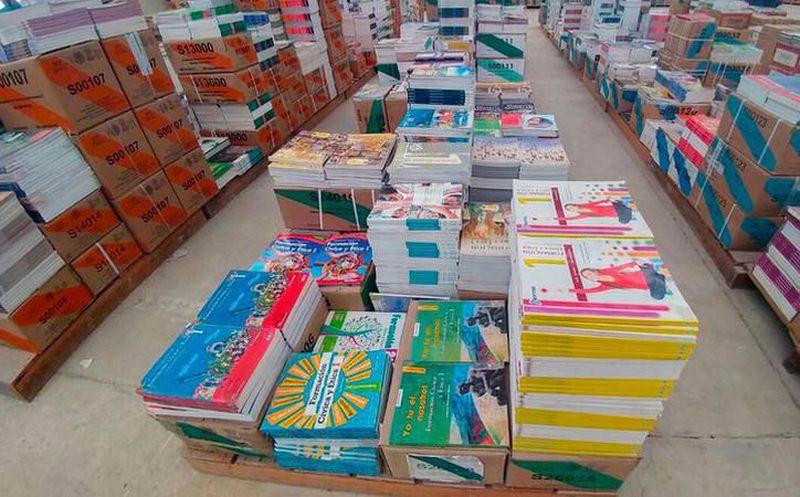 Conoce la distribución de los libros de texto gratuitos