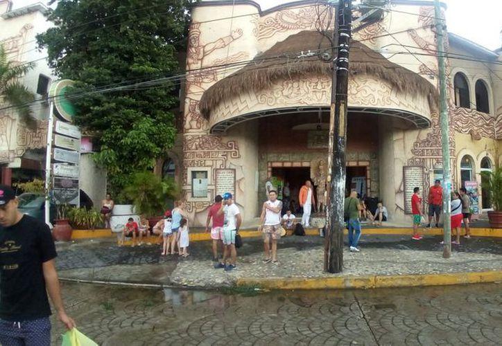 Los turistas no han interpuesto la denuncia correspondiente ante las autoridades. (Eric Galindo/SIPSE)