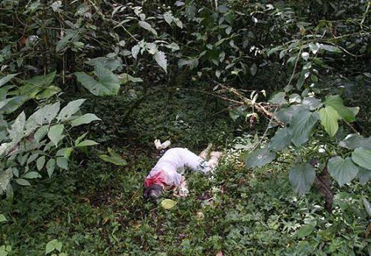 Una joven de 15 años, hija del ex tesorero de Montemorelos, fue asesinada de varias puñaladas. (Imagen de contexto/elcolombiano.com)