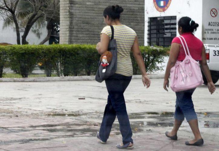 Al día se reportan 30 denuncias por el delito de violación. (Redacción/SIPSE)