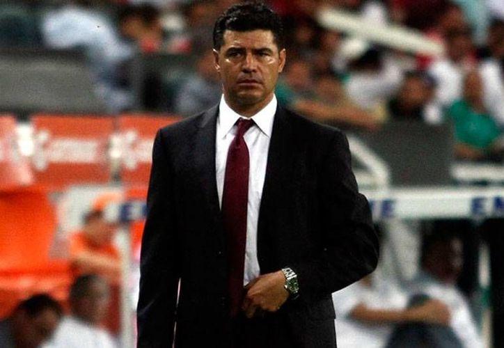 A pesar de los malos resultados del equipo, el DT de Venados de Yucatán, Juan Carlos Chávez, recibió el 'espaldarazo' de la directiva. (Milenio Novedades)