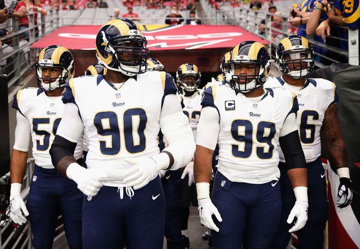 Los Angeles Rams sustituirán a los Raiders de Oakland como locales en el Estadio Azteca en la próxima temporada de la NFL. (Foto: NFL Spin Zone)
