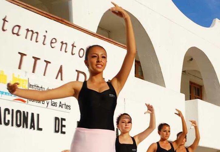 La danza es el arte que predomina en Cancún. (Redacción/SIPSE)