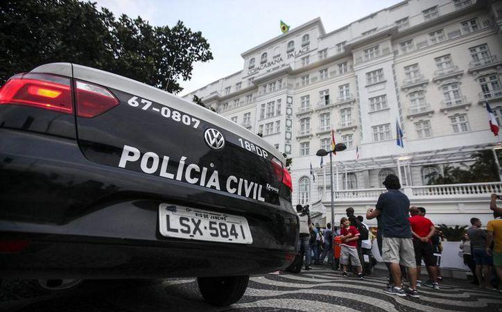 """El jefe de la Policía Civil de Río de Janeiro, Fernando Veloso, aseguró que abandona el cargo porque su """"misión"""" fue """"cumplida"""". (EFE/Archivo)"""