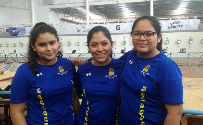 El equipo quintanarroense de la categoría Juvenil Menor. (Raúl Caballero/SIPSE)