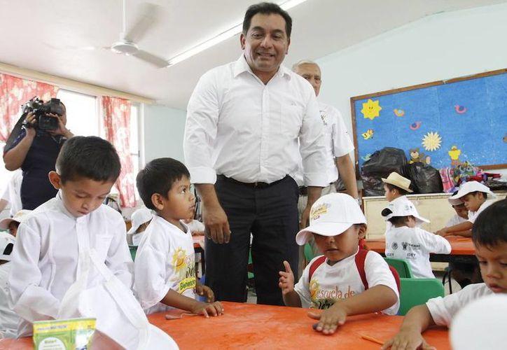En esta ocasión el programa 'Escuela de verano. Bienestar en vacaciones' acepta a niños de preescolar. (Milenio Novedades)