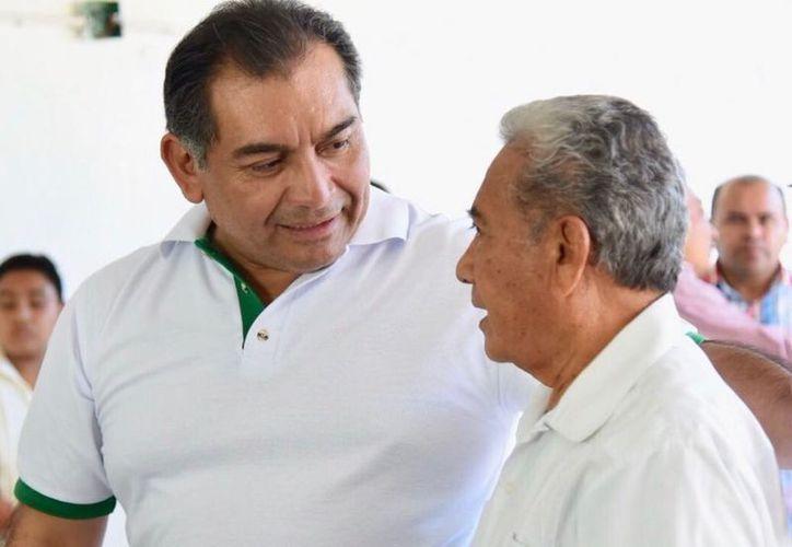 La seguridad es clave para el crecimiento de Mérida: Víctor Caballero Durán. (Milenio Novedades)