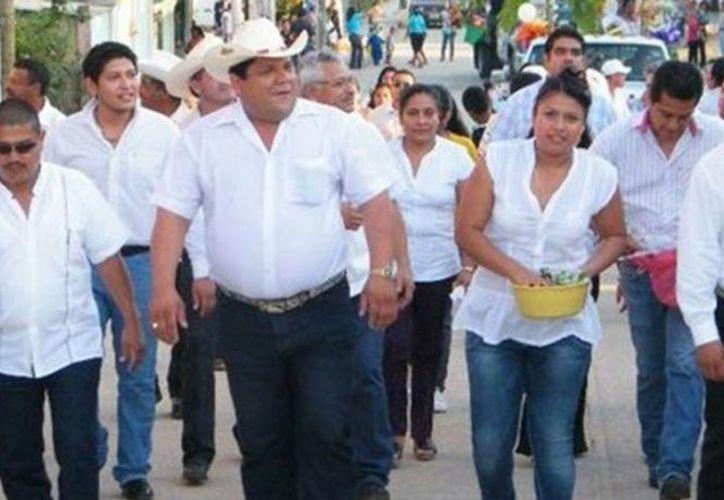 Santana Cruz Bahena fue asesinado esta tarde afuera de su domicilio. (Facebook).