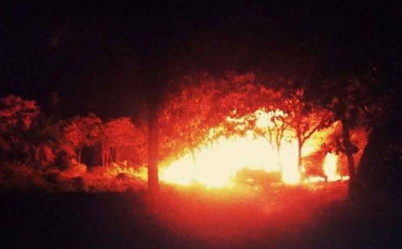 Explota ducto de Pemex en Chiapas, se reportan varios muertos