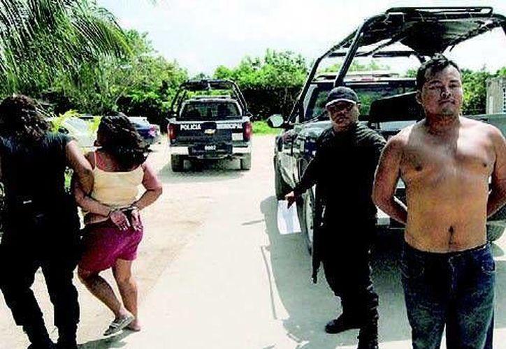 Las autoridades consideran que los casos de robo con violencia disminuirán en los próximos cinco meses. (Redacción/SIPSE)