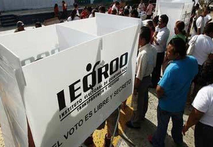 Las autoridades vigilarán zonas conflictivas en Quintana Roo durante las elecciones. (Foto de contexto/Internet)