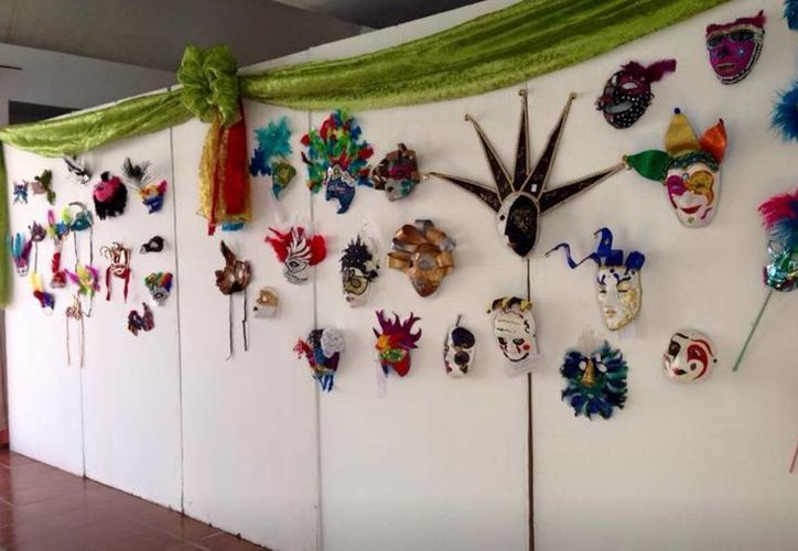Dan a conocer en Cozumel a los ganadores del 1er. concurso juvenil de máscaras de carnaval. (Redacción/SIPSE)