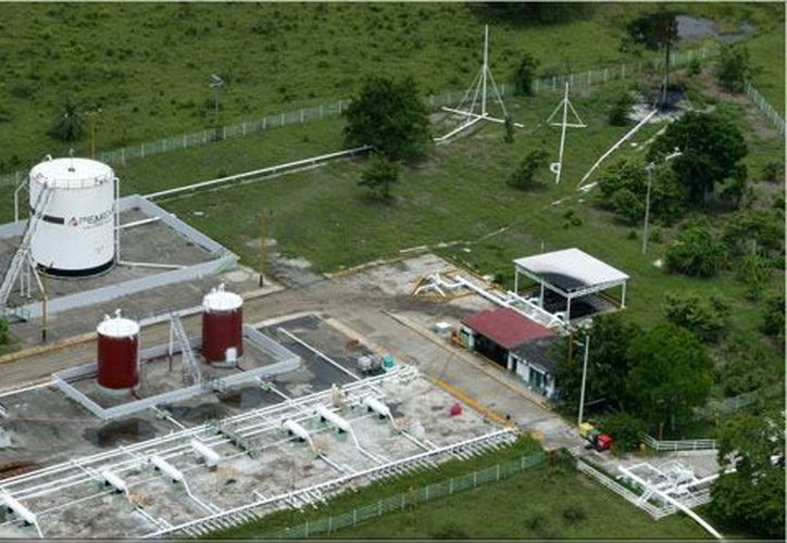 El aumento de producción de barriles de crudo en Chicontepec creció casi 25% de enero a finales de 2012. (www.pemex.com)