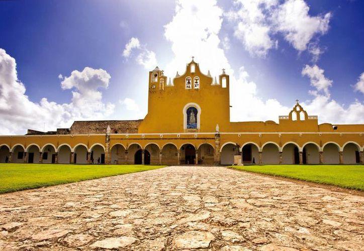 Izamal es un hermosa población colonial fundada a mediados del siglo XVI. (Contexto/Internet)