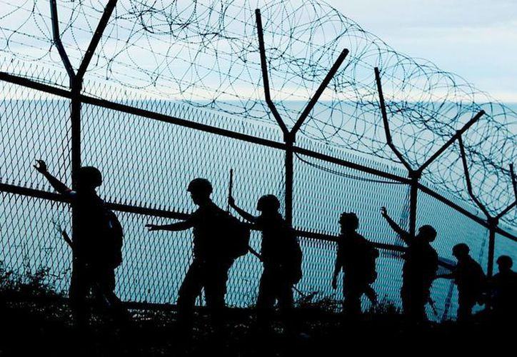 Corea del Norte es considerada la nación más hermética y dura del planeta. (EFE)