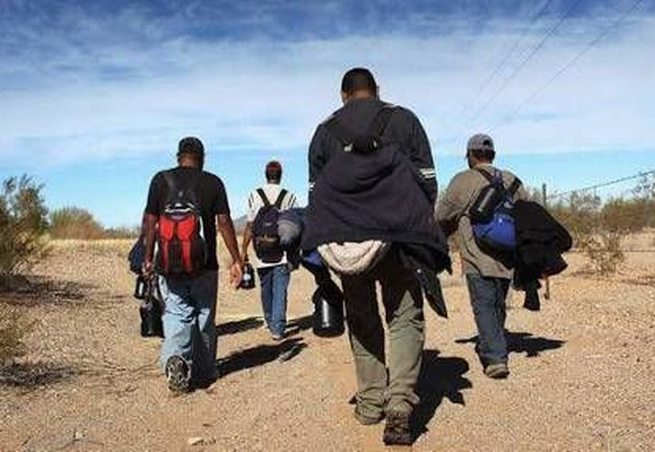Arriba a Teabo cuerpo de migrante yucateco asesinado en San Francisco, California. (Foto de contexto de Milenio Novedades)