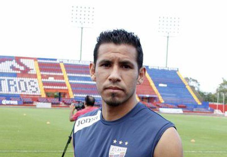 """""""Espero un torneo muy complicado, creo que en la primera mitad logramos muchas cosas interesantes…"""". (Francisco Gálvez/SIPSE)"""