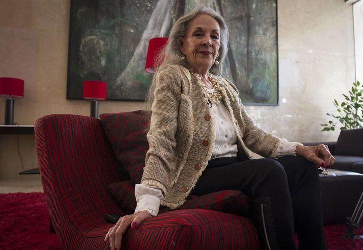 Con una larga trayectoria cinematográfica, que incluye más de 100 películas, la actriz Isela Vega encontró en la actuación una manera de emancipar el machismo imperante en la sociedad de los 60, cuando la mujer tenía que cumplir con ciertas reglas. (Notimex)