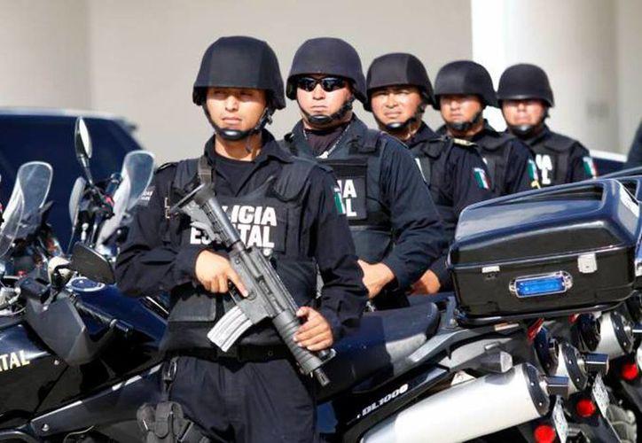 La Policía yucateca recibe aprobación de 5 de cada 10 ciudadanos (Milenio Novedades).