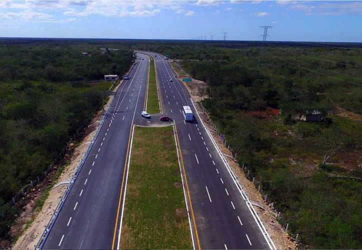 La infraestructura carretera es prioritaria para 2017. (Milenio Novedades)