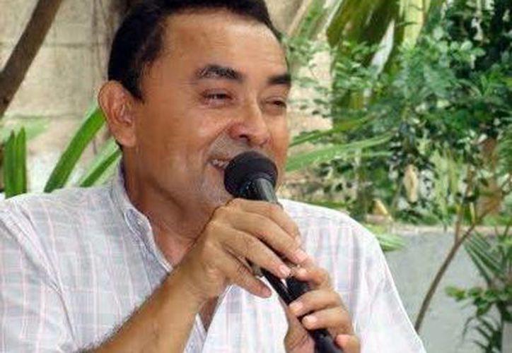Felipe de la Cruz sugiere difundir y dar mayores espacios a los compositores. (Milenio Novedades)