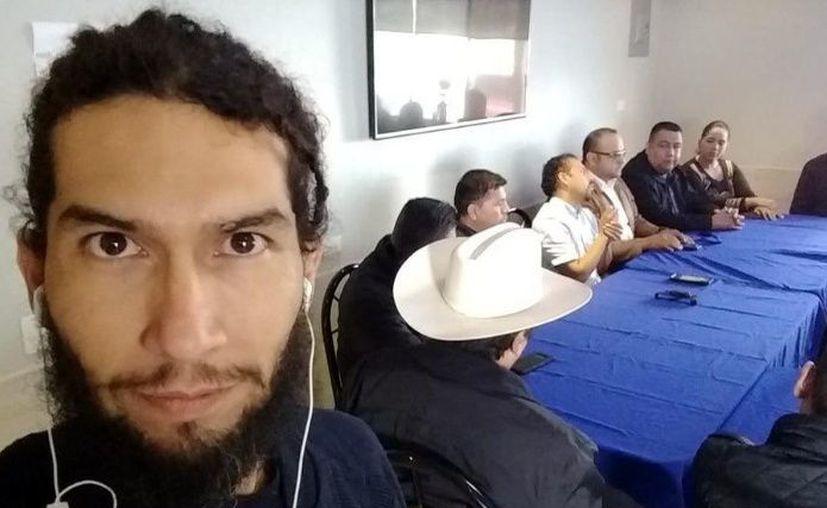 Anteriormente  denunció agresiones del presidente municipal de Mulegé Felipe Prado, indicó el breve mensaje. (Foto:  Internet)